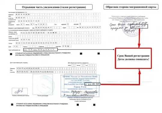 Как гражданину латвии встать на миграционный учет в москве